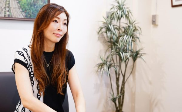 吉岡容子ライフインタビュー